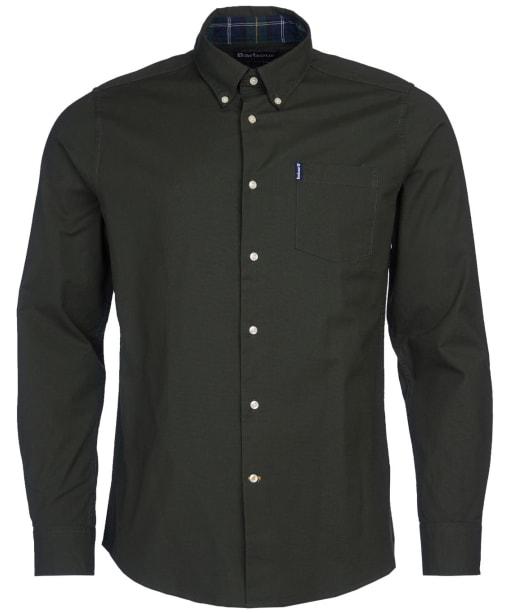 Men's Barbour Ferryhill Shirt - Forest