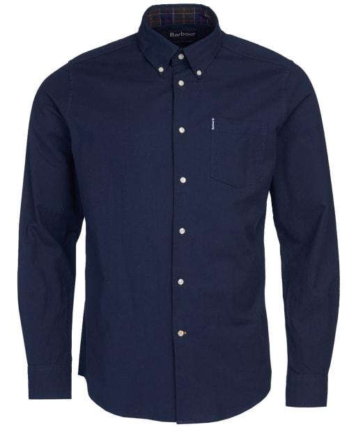 Men's Barbour Ferryhill Shirt - Navy
