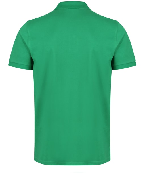 Men's GANT the Original Pique Rugger Polo Shirt - Amazon Green