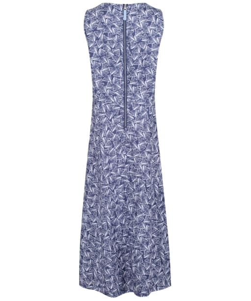 Women's Joules Chrissie Linen Dress - Blue Shells