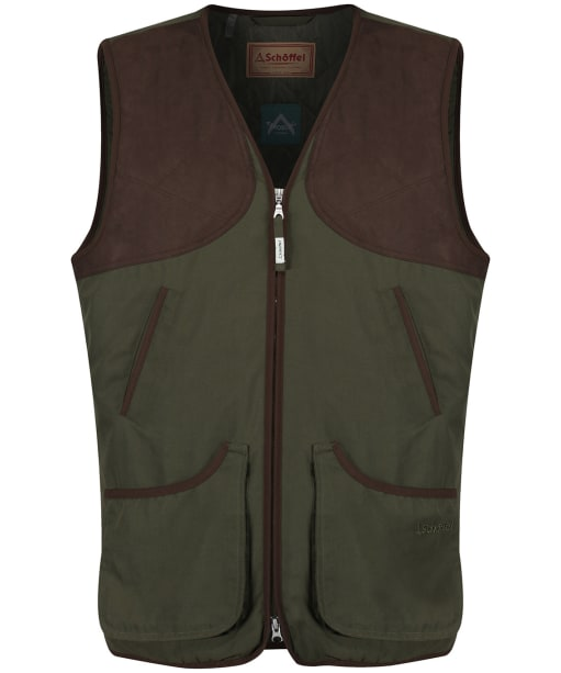 Men's Schoffel Stamford Vest II - Hunter Green