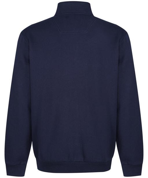 Men's Joules Drayton Quarter Zip Sweater - French Navy