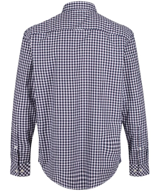 Men's Joules Abbott Classic Shirt - Blue / White Check