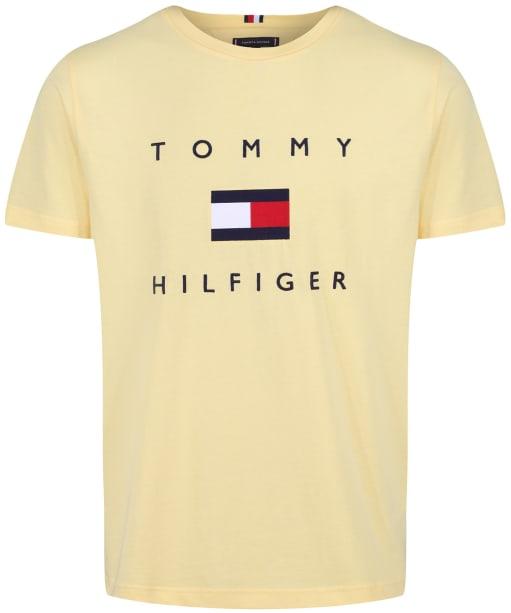 Men's Tommy Hilfiger Flag Tee - Sun Ray