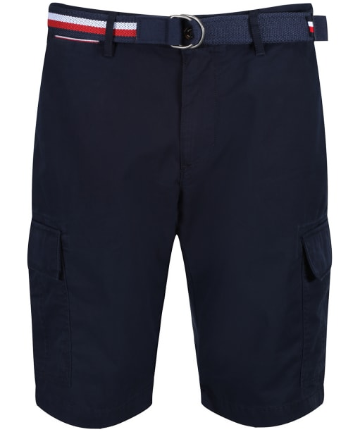 Men's Tommy Hilfiger John Light Twill Cargo Shorts - Desert Sky