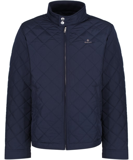 Gant Qlt Windcheater                          - Evening Blue