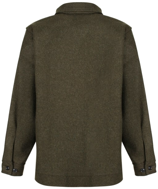 Men's Filson Mackinaw Wool Cruiser Jacket - Forest Green
