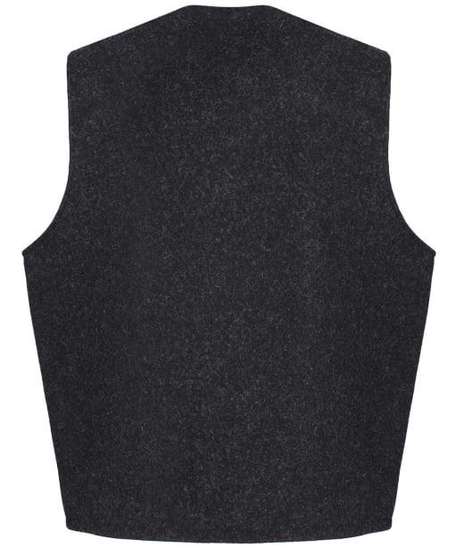 Men's Filson Mackinaw Wool Vest - Charcoal