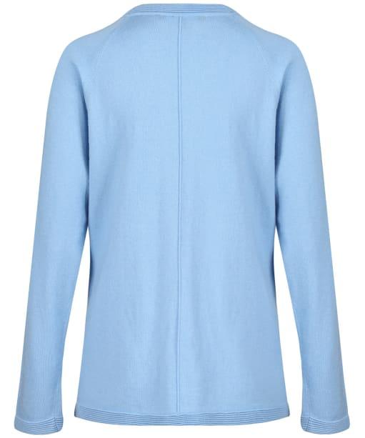 Women's Crew Clothing Cambourne Crew Jumper - Blue