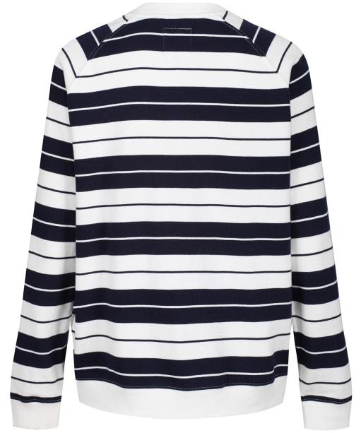 Women's Crew Clothing Stripe Sweater - Navy Stripe
