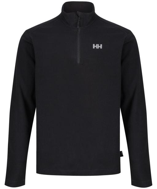 Men's Helly Hansen Daybreaker ½ Zip Fleece - Black