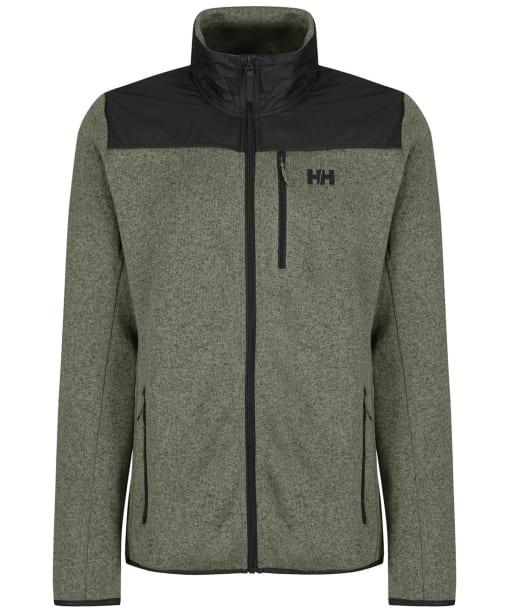 Men's Helly Hansen Varde Fleece Jacket - Lav Green