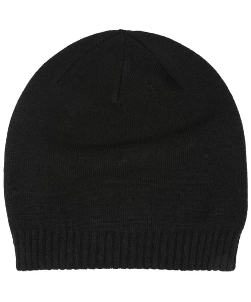 Helly Hansen Branded Beanie Hat - Black