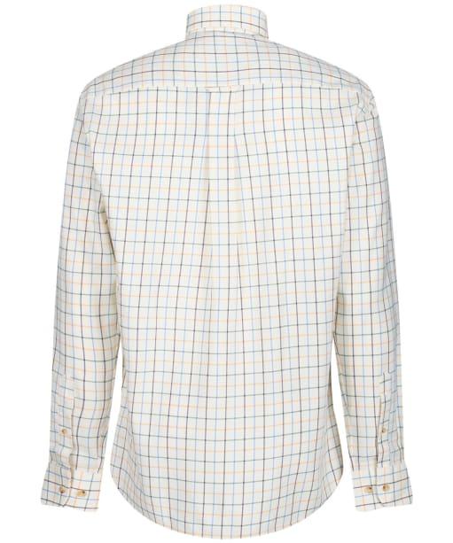 Men's Laksen Connor Shirt - Blue / Gorsy / Green