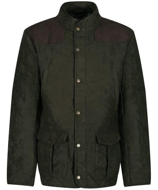 Men's Laksen Hampton Quilted Jacket - Green