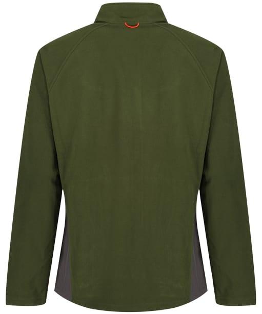 Men's Musto HTX Full Zip Fleece - Dark Moss
