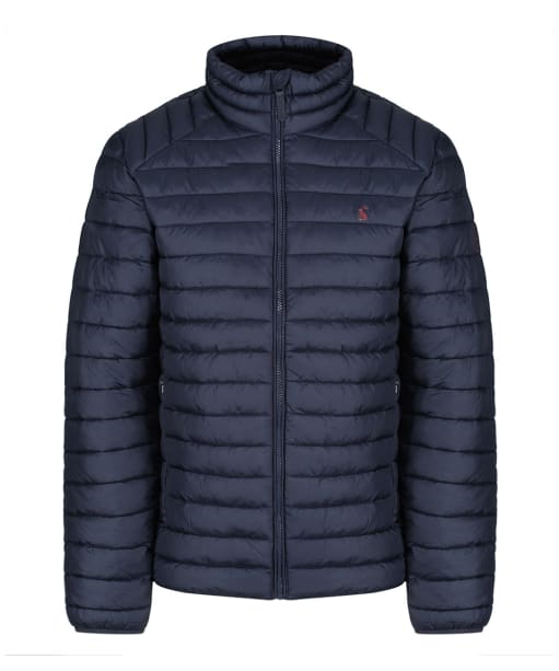 Men's Joules Go To Padded Jacket - Marine Navy