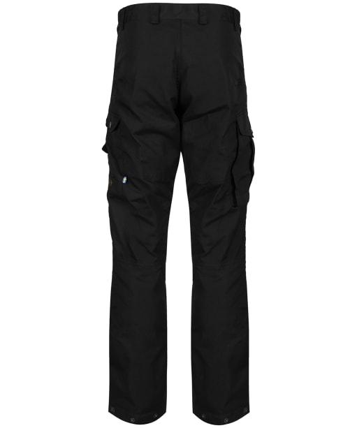 Men's Fjallraven Vidda Pro Trousers - Black