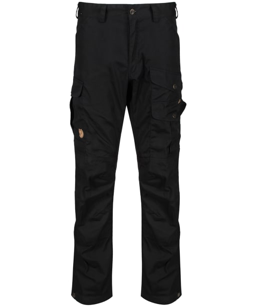 Men's Fjallraven Vidda Pro Trousers - Black