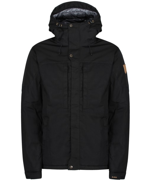 Men's Fjallraven Skogso Padded Jacket - Black