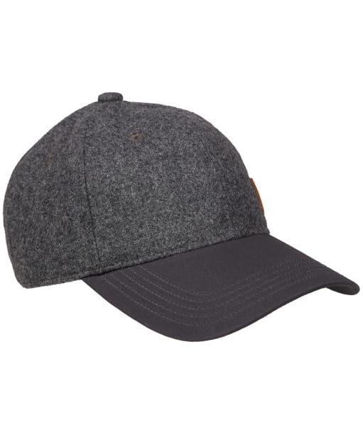 Fjallraven Greenland Wool Cap - Dark Grey