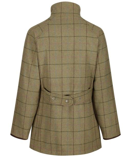 Women's Alan Paine Combrook Waterproof Coat - Lotus