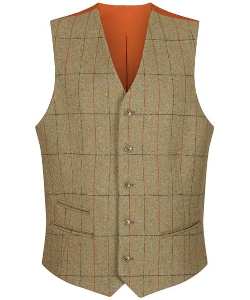 Men's Alan Paine Combrook Waistcoat - Elm