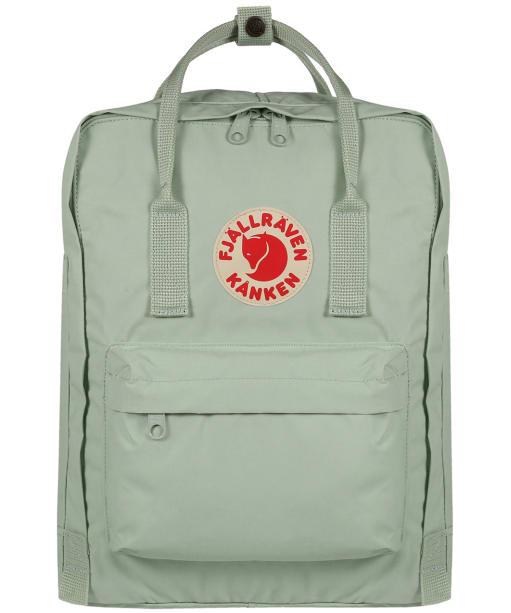 Fjallraven Kanken Backpack - Mint Green