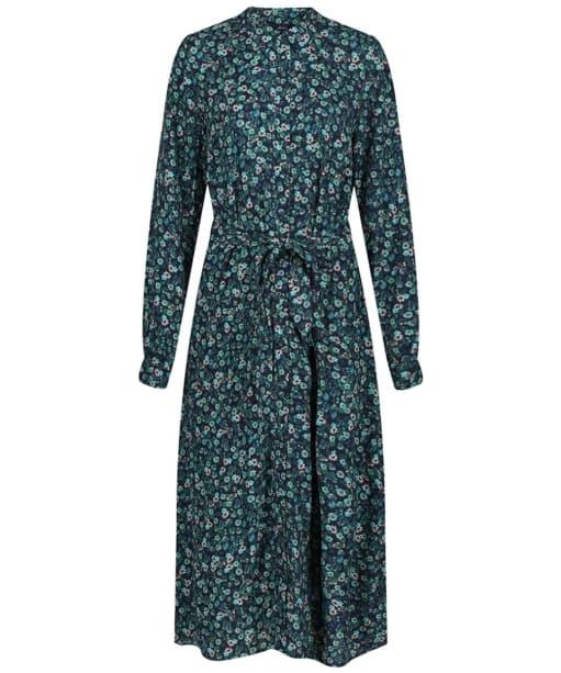 Women's Joules Aurelie Shirt Dress - Navy Ditsy