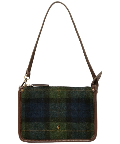 Women's Joules Fulbrook Underarm Bag - Navy / Green Check