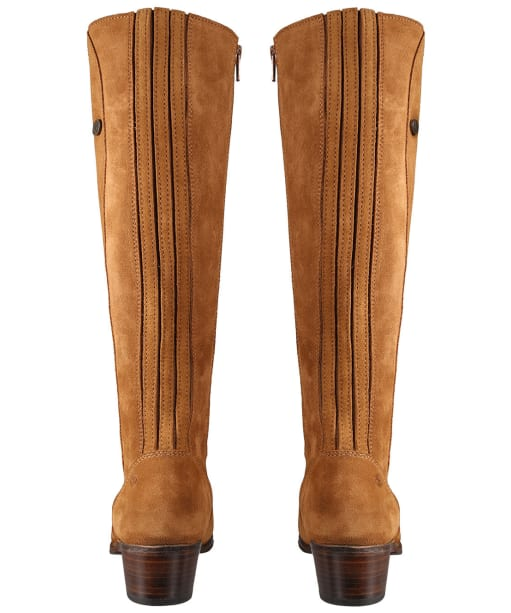 Women's Dubarry Downpatrick Boots - Camel