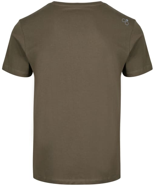 Men's Musto Land Rover Logo Tee - Dusty Olive