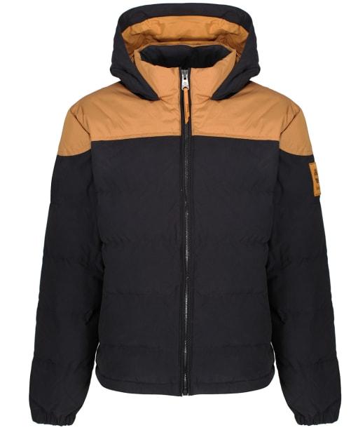 Men's Timberland Welch Warm Puffer Jacket - Wheat Boot / Black