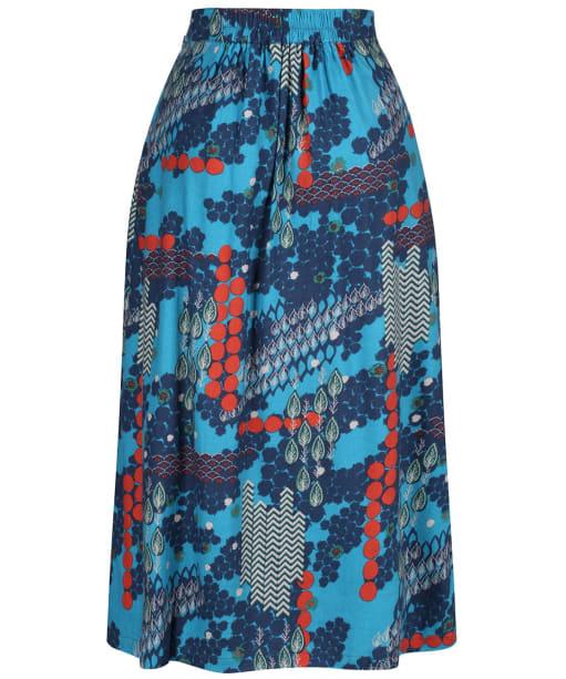 Women's Lily & Me Flora Skirt - Teal