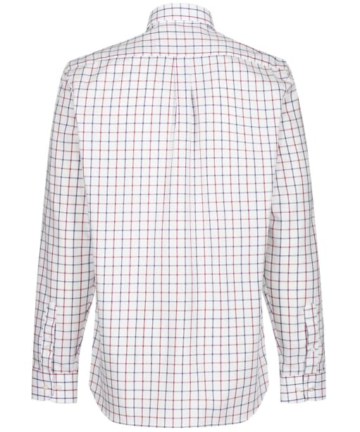 Men's Alan Paine Mirfield Shirt - Red Check