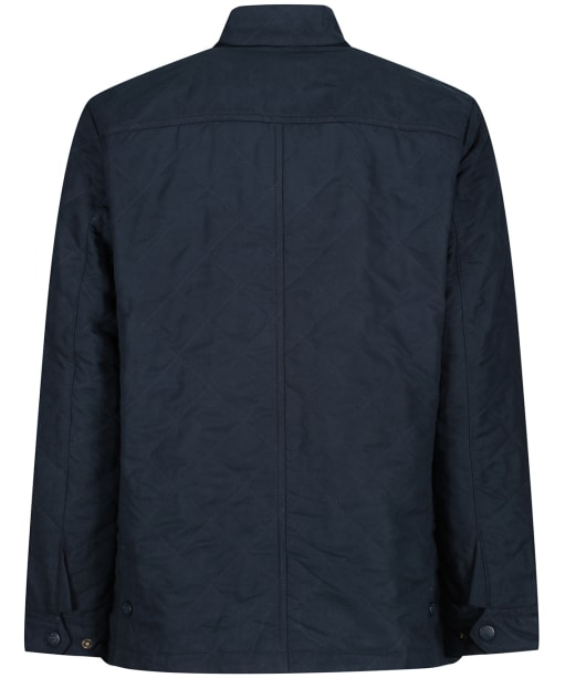 Men's Alan Paine Felwell Quilted Jacket - Dark Navy
