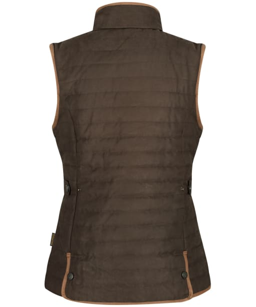 Women's Alan Paine Felwell Quilted Gilet - Olive