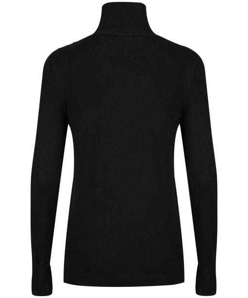 Women's Holland Cooper Roll Neck Knit - Black