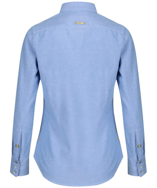 Women's Holland Cooper Classic Oxford Shirt - Chalk Blue