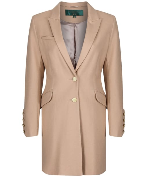 Women's Holland Cooper Kempton Wool Coat - Camel