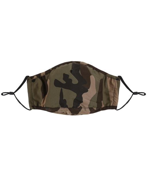 Soprano Camouflage Face Covering - Camouflage