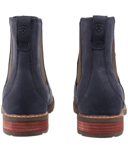 Women's Ariat Wexford Waterproof Boots - Navy