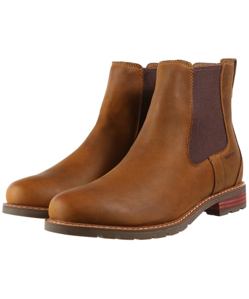 Women's Ariat Wexford Waterproof Boots - Weathered Brown