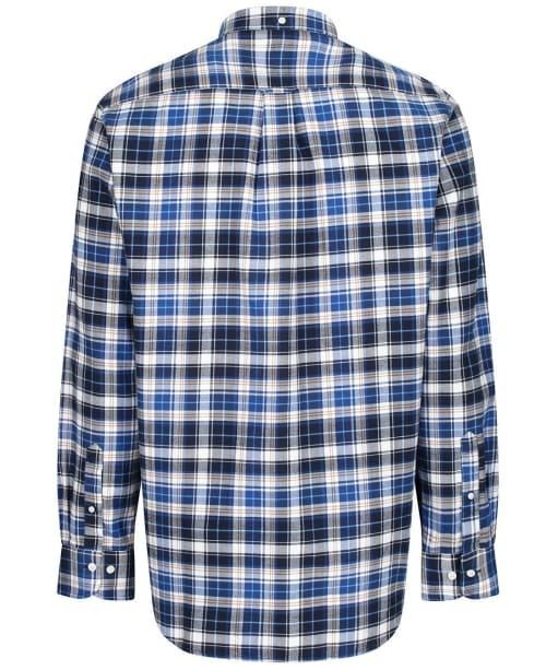 Men's GANT Brushed Oxford Shirt - Crisp Blue