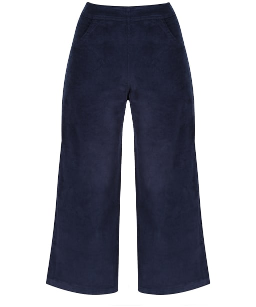 Women's Lily & Me Cropped Trousers - Navy