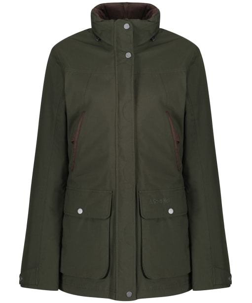 Women's Schoffel Rockingham II Coat - Forest