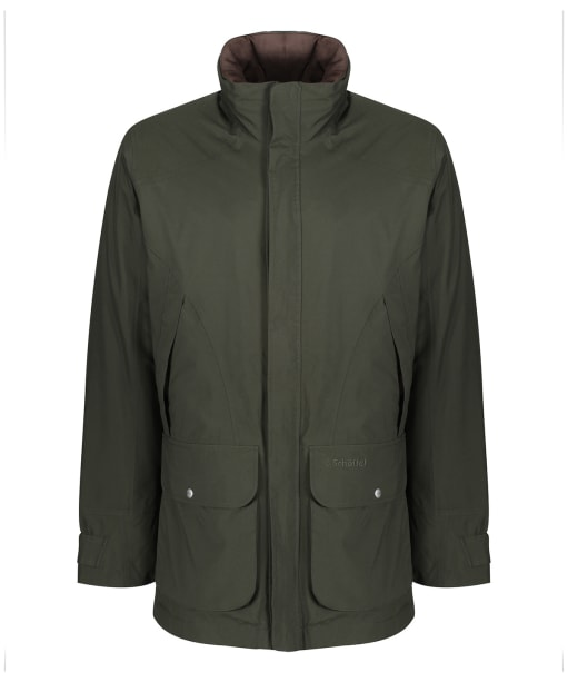 Men's Schoffel Snipe II Coat - Forest