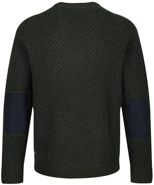 Men's Fjallraven Ovik Nordic Sweater - Deep Forest