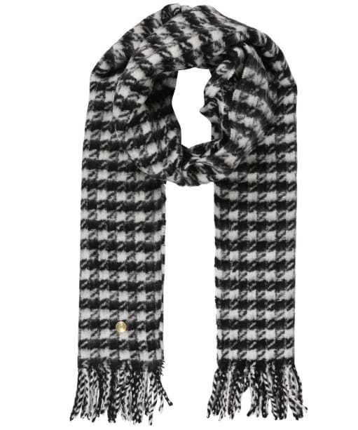 Women's Holland Cooper Chelsea Scarf - Houndstooth