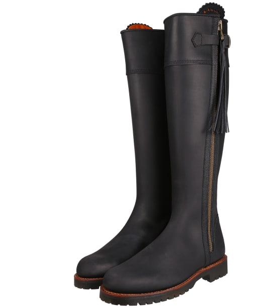 Women's Penelope Chilvers Long Tassel Boots - Black